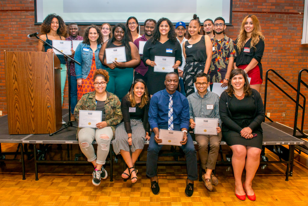 College Visions Recognition Ceremony: 2017 Graduates!!