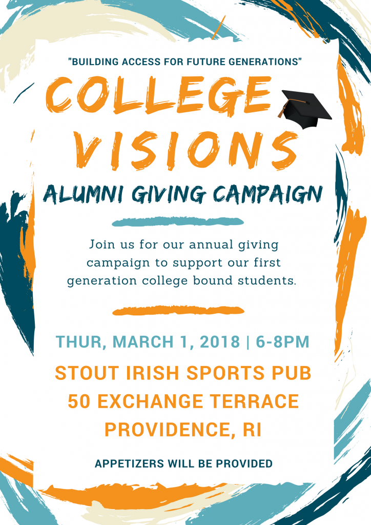 4th Annual Alumni Giving Campaign Kickoff
