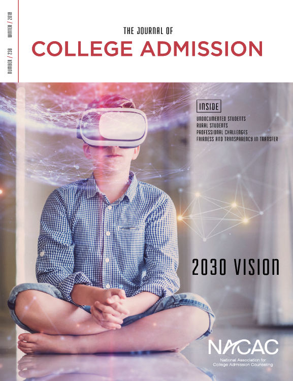 NACAC's Journal of College Admissions