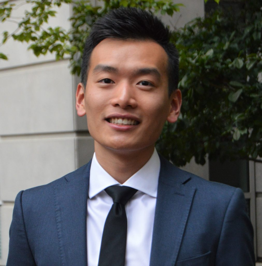 Meet Graduating CSP Student: William Feng