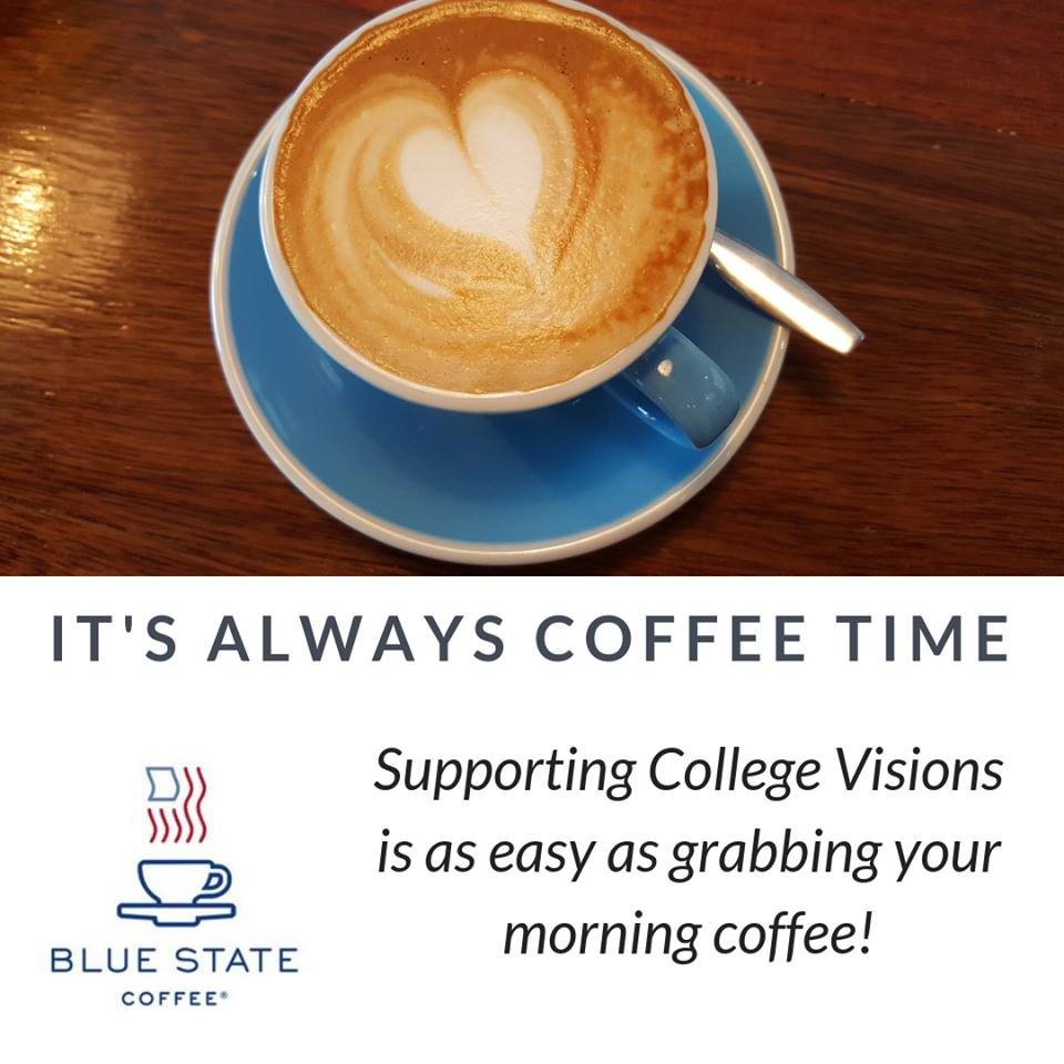 Wake Up With CV & Blue State Coffee!