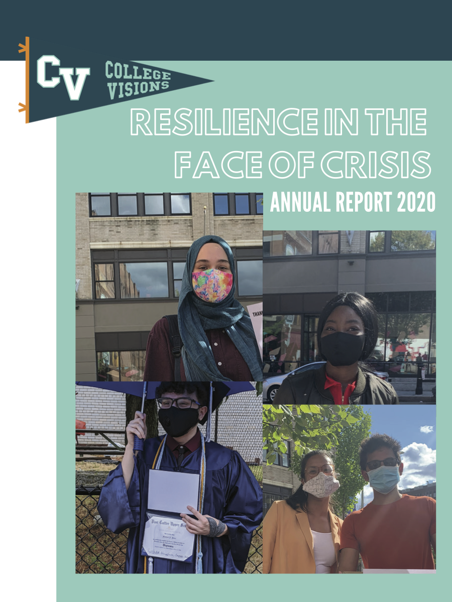 College Visions 2020 Annual Report